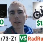 RadRunner vs Super73