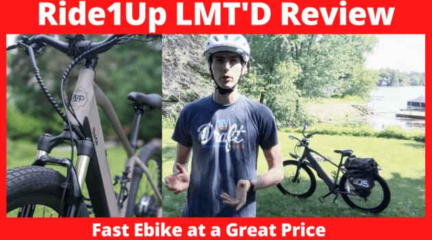 Ride1Up LMT'D Review