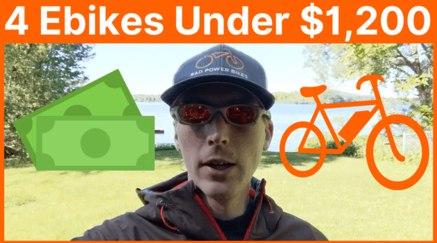 affordable ebikes
