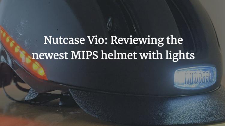 Nutcase Vio Helmet Review
