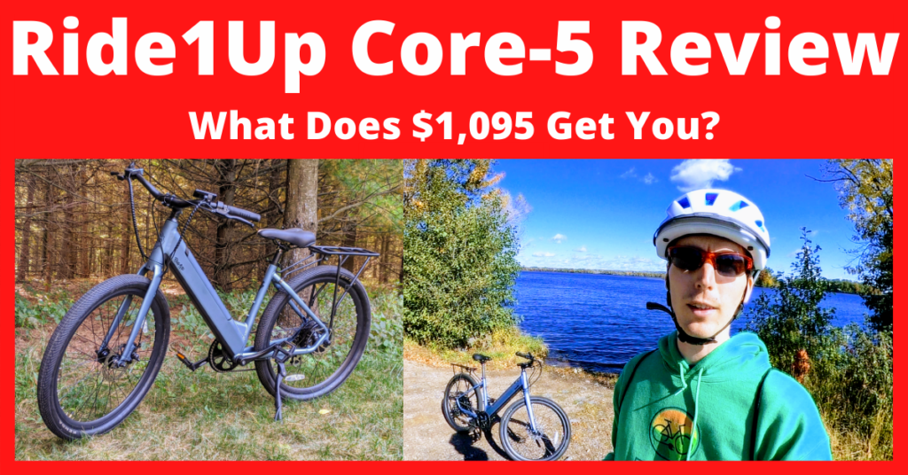 Ride1Up Core-5 Review