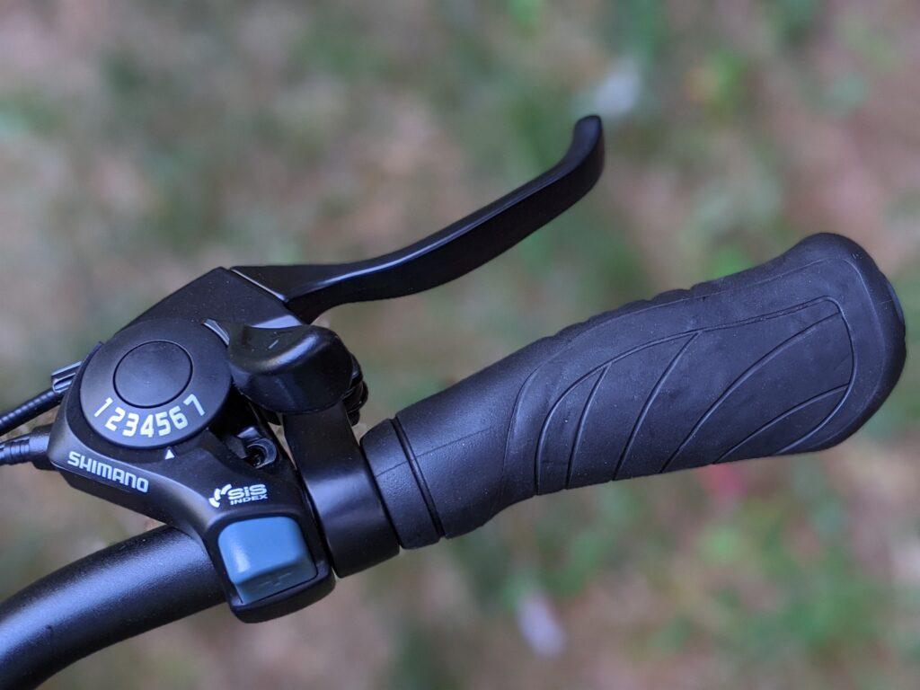 Ride1Up Core 5 Shifting