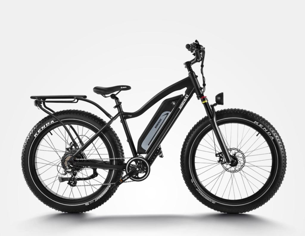 The Himiway Cruiser electric fat bike