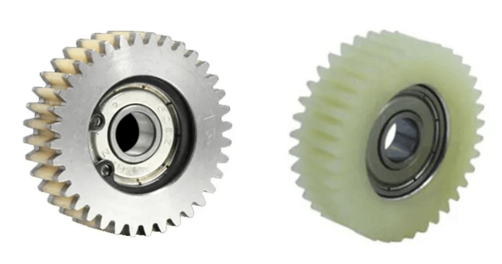 metal gears ebike