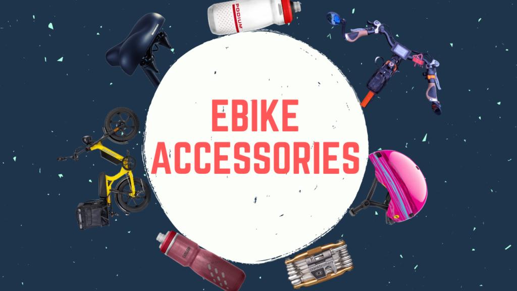 Electric Bike Accessories