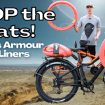 Stop The Flats! Tannus Armour Tire Liners
