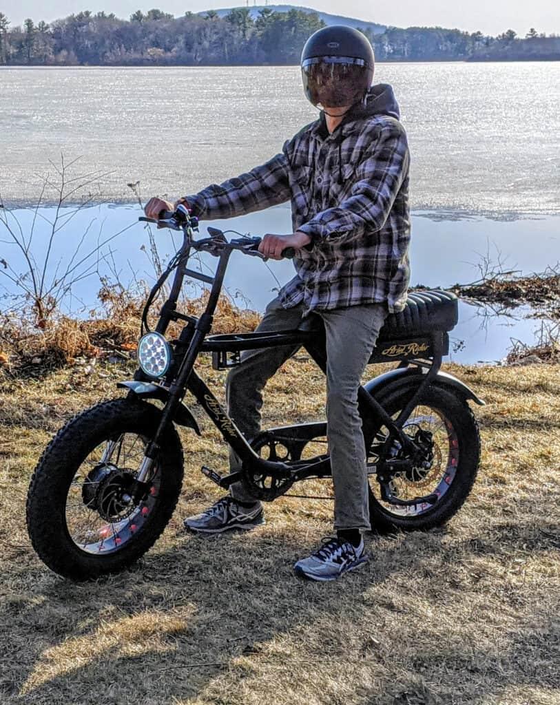 Top Electric Bike Brands - Ariel Rider