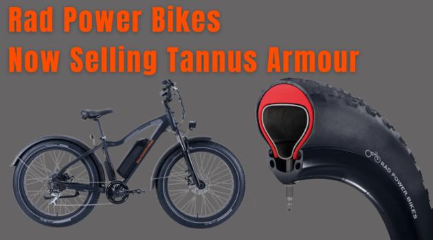 Rad Power Bikes Tannus Liners