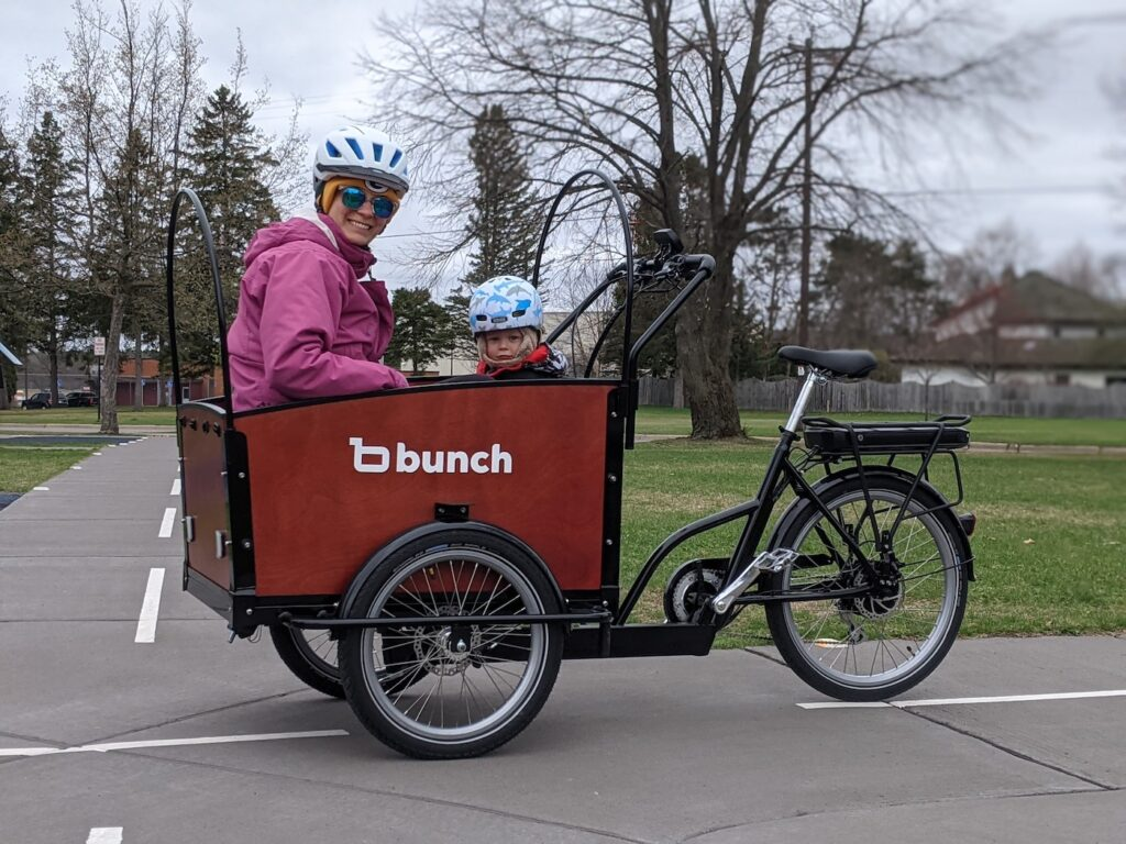 Bunch Bikes cargo bike