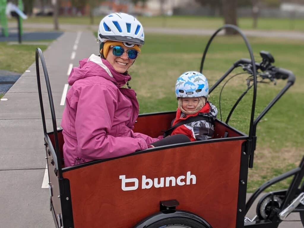Bunch bikes cargo bike review