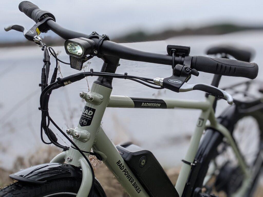 Rad Power Bikes Radmission single-speed