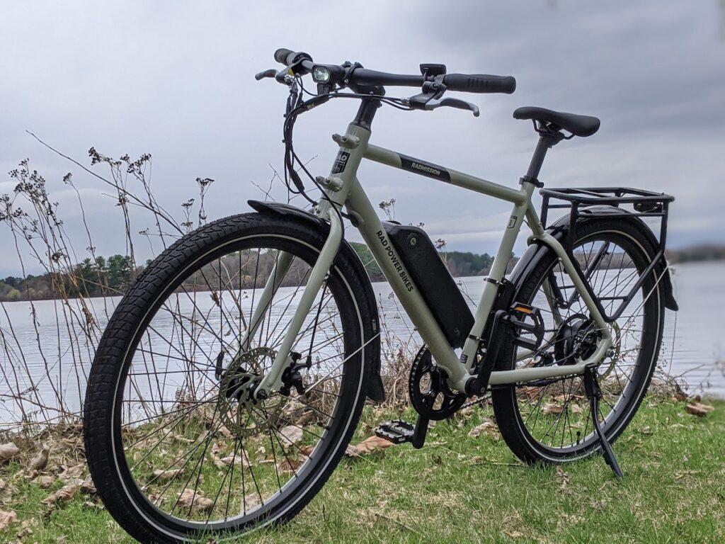 Rad Power Bikes Radmission singlespeed ebike
