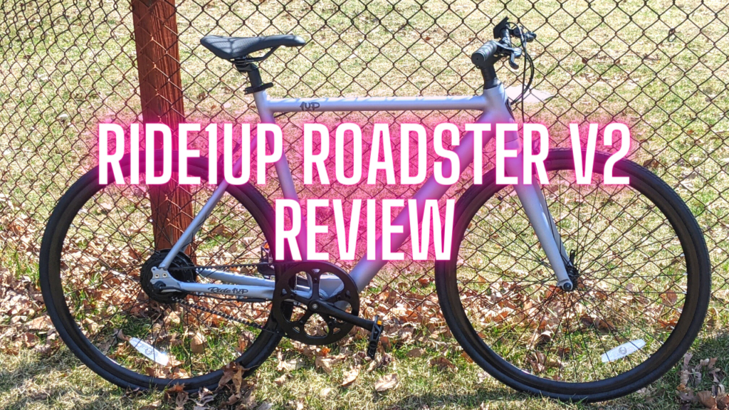 Ride1Up Roadster V2 Review