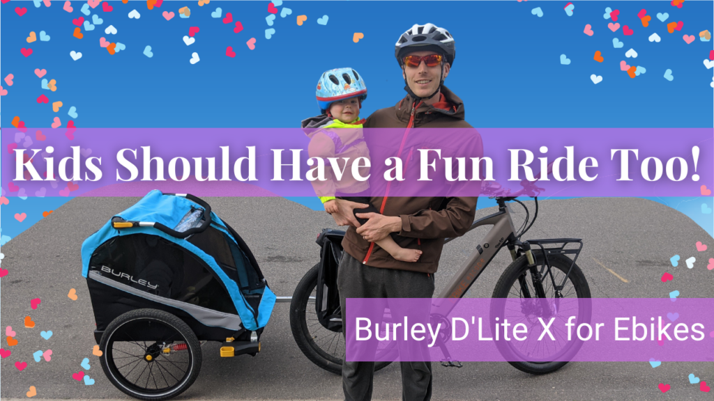 Burley D'Lite X Review: Great for Ebikes