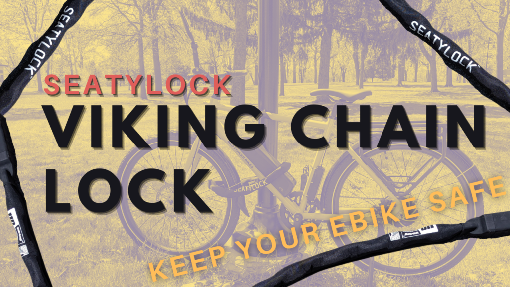 Seatylock Viking Chain Lock Review