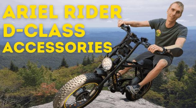 Ariel Rider D-Class Accessories
