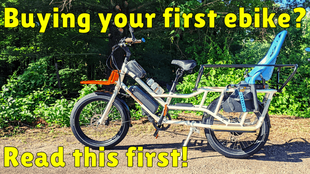 Tips for buying an ebike