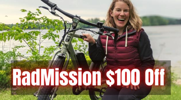Rad Power Bikes RadMission Promotion