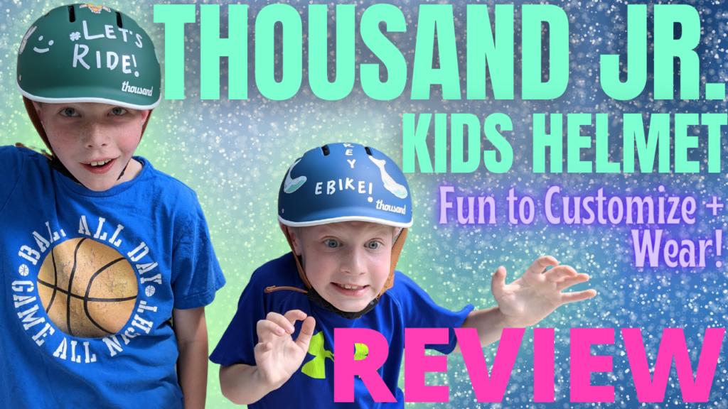 Thousand Jr. Kids Helmet