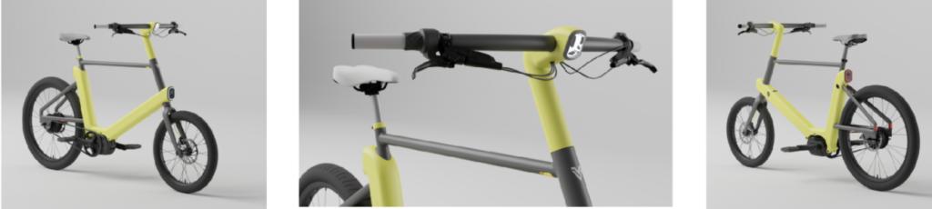 Vvolt Bike V Concept