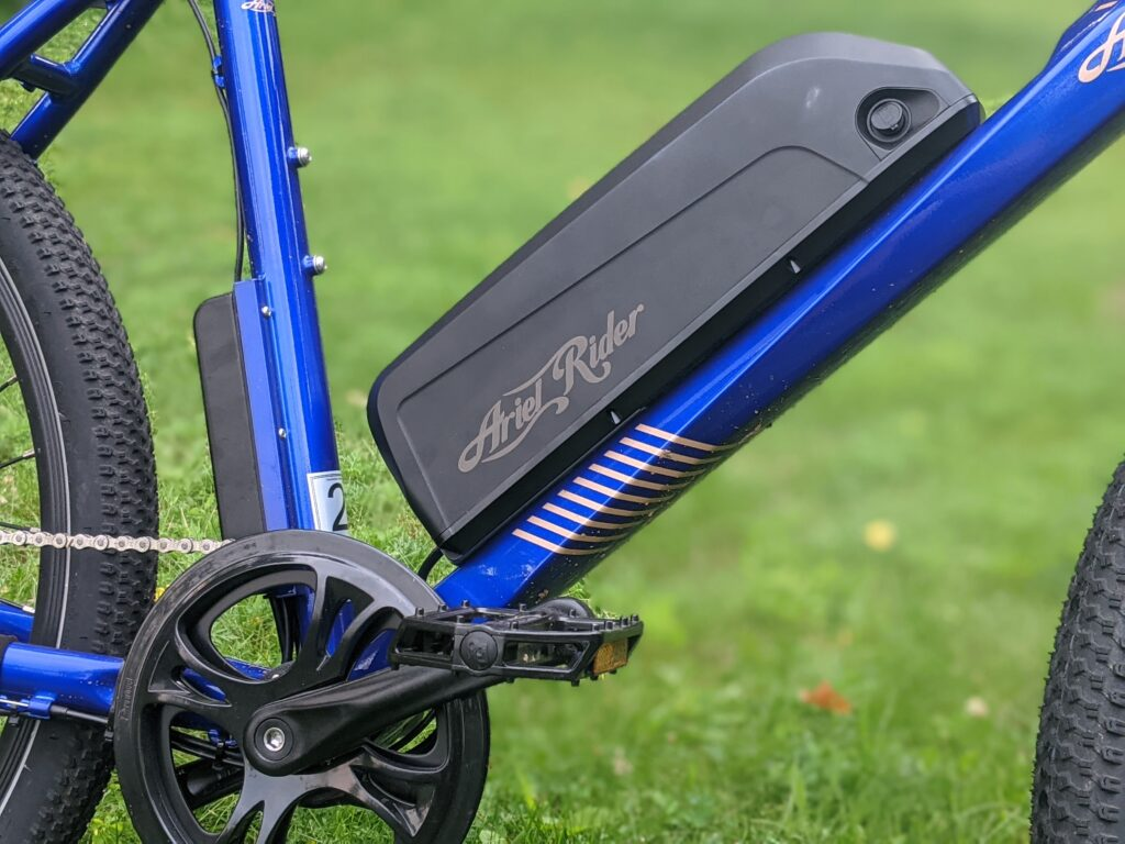 Ariel Rider Rideal Battery