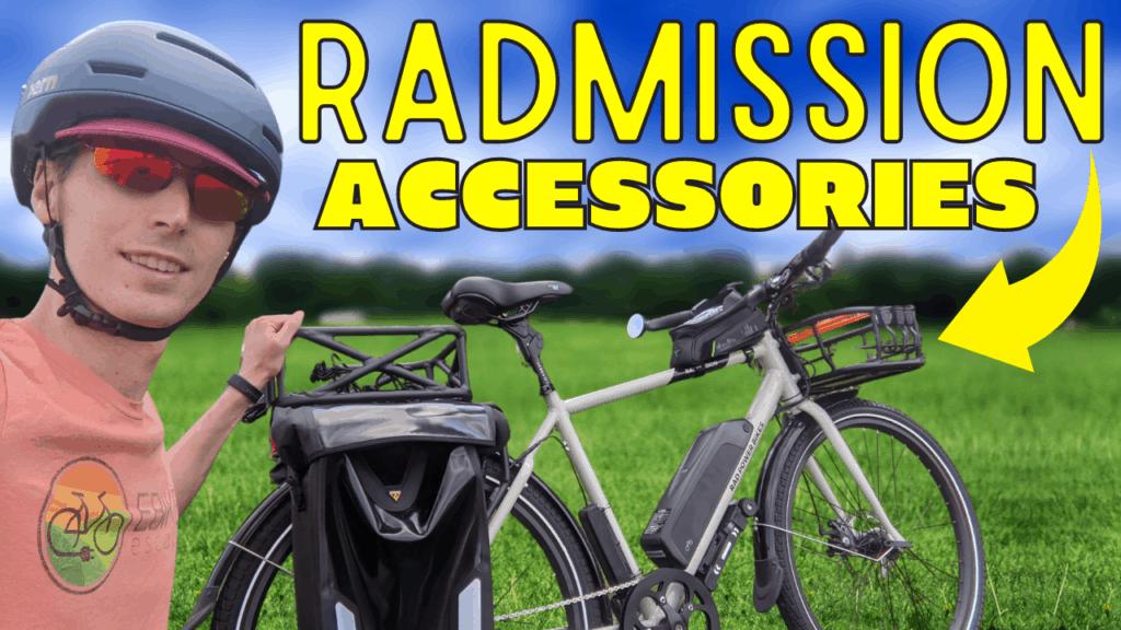 RadMission Accessories