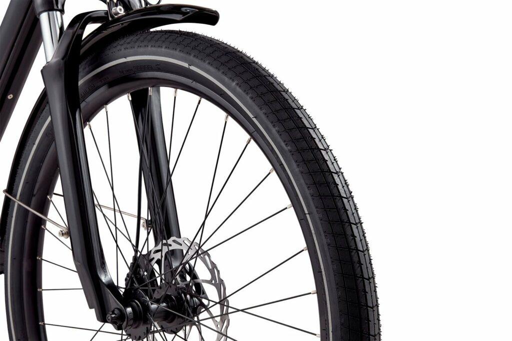 RadCity 5 Plus tires